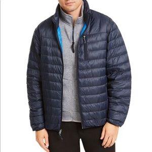 Packable Down Blend Puffer Jacket
